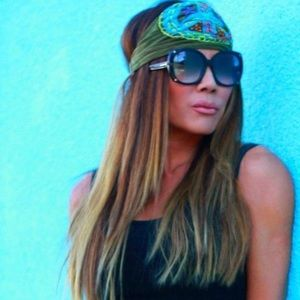 Accessories - NEW! Boho Headband Yoga Festival Hippie Bohemian